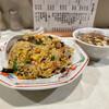 博華 - 料理写真:炒飯 ¥700 (スープつき)