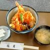 冠月 - 料理写真:天丼