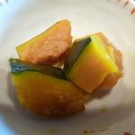 輝咲 - 南瓜の煮付