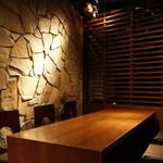 銀座豚本舗 - 個室ダイニング銀座豚本舗・ロフト個室~最大20名様のロフト個室席~