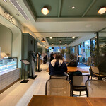 THEO'S CAFE by JUCHHEIM - 内観