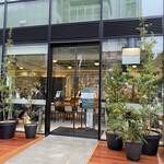 THEO'S CAFE by JUCHHEIM - 外観