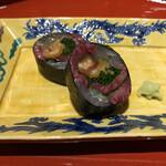 147128059 - 神戸牛と鯛の巻物
