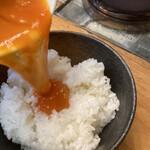 147129741 - 日本一のこだわり卵かけご飯
