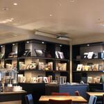 BLUE BOOKS cafe Osaka -
