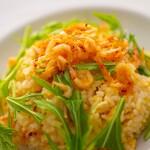 Col Bleu - 桜海老と干し貝柱の春炒飯