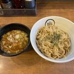 麺創 麺魂 - 魚介鶏豚骨つけ麺
