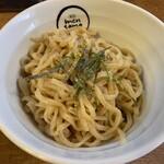 麺創 麺魂 - 魚介鶏豚骨つけ麺の麺