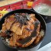 ぶた福 - 料理写真:行者にんにくがほぼ佃煮状態ww