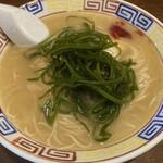 Mendouhanamokoshi - 料理写真:鶏そばアメリカン