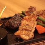 肉バル グリル&バーベキュー プラチナミート -