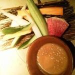 香家 - 味噌のバーニャカウダー