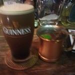 リファール - ギネスビール、モヒート