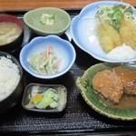 酒房 三日月食堂 - 料理写真: