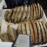 天然酵母パン オ フルニル デュ ボワ - 料理写真: