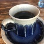 浮 - コーヒー