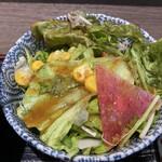 吾妻 - サラダ