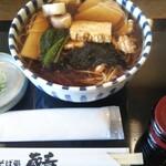 そば処 蔵寿 - 料理写真:五目そば 750円