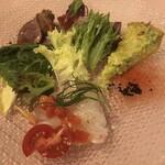 147143923 - ランチ前菜3種盛り