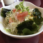 ポポクラブ - サラダセットのサラダ