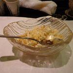 14715324 - さつまいも、パイ、きび蜜のデザート