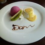 レストランDon - デザート