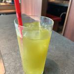 牛たん うしすけ - 緑茶