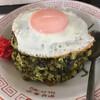 かせ食堂 - 料理写真:たかなめし(味噌汁付き)  700円なり