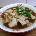 かわせ  - 料理写真:中華そば