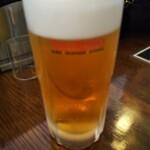 トニーローマ - 生ビール