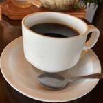 サッチモ - コーヒーカップは少々年季が入ってました