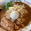 麺専門店アラキ - 料理写真:チーズカレー中華小盛
