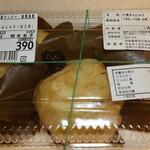 鵜喜鵜喜 - 料理写真:小麦まんじゅう