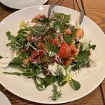ダ・オッジ - 苺のサラダ