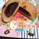 伽羅リエゾン - あんバターパン(110円)