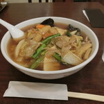 147177707 - 「広東麺」770円