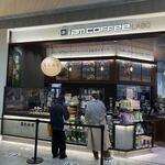 菓匠茶屋 - お店はイオン原店の中にあります。