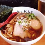 麺処 秋もと - 醤油味玉970円(税込)
