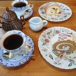 喫茶四季 - 料理写真: