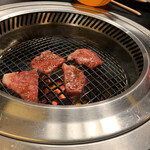 京松蘭 - 料理写真:焼肉