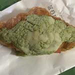 BOUL'ANGE - 菜の花のクロックムッシュ