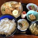 益元 - 日替わりランチ