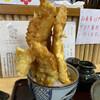 せい一 - 料理写真:ミニ鳥天丼