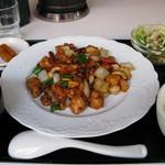14720503 - 鶏とカシューナッツの炒め