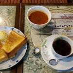 東亜コーヒーショップ - モーニングBセット