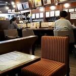 東亜コーヒーショップ - 店内