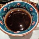 鉄板焼・愛宕 - 最後にコーヒーで、ごちそうさまでした