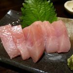楽や - 神奈川 メジマグロのお刺身