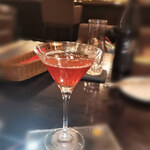 Beering Bon - 苺のカクテル