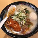 千葉タンメン ほむら - 料理写真:麻婆タンメンの激辛